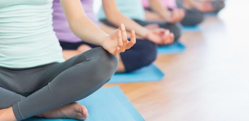 Yin Yoga (Anmeldung bis 16.30h)